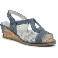 Sandały - 711033 cobalt 5 marki Comfortabel