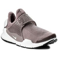 Buty - sock dart 848475 201 taupe grey/white/black marki Nike