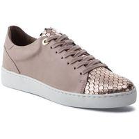 Sneakersy CARINII - B4278 Różowy 420-420-000-C90, w 2 rozmiarach