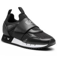 Sneakersy - xsx003 xot04 00002 black marki Ea7 emporio armani
