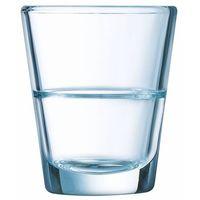 Szklanka niska | różne wymiary | 45-320ml | stack up marki Arcoroc