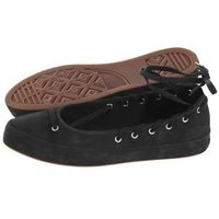 Converse Baleriny all star rina ox black/silver 563506c (co379-a)