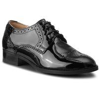 Clarks Oxfordy - netley rose 261351674 black pat