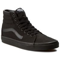 Sneakersy VANS - Sk8-Hi VN000TS9BJ4 Black/Black/Black