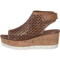 Tamaris sandały damskie eda 38 brązowe