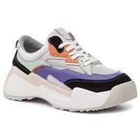 Sneakersy - blanche n0yjtx multicolour k10, Napapijri, 36-41
