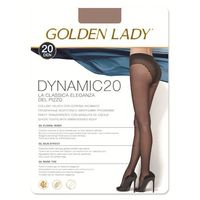 GOLDEN LADY Dynamic 20 • Rozmiar: 4/L • Kolor: DAINO, Dynamic 20 4/L Daino