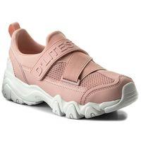 Sneakersy SKECHERS - Fast Look 88888016/LTPK Light Pink, kolor różowy