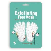 Exfoliating foot mask skarpetki złuszczające do stóp, Cettua