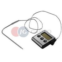 Termometr do pieczenia z timerem i sondą 0ºC/300ºC 271346