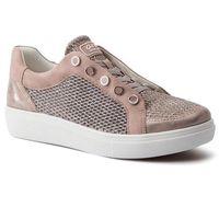Sneakersy ARA - 12-14525-76 Puder/Multi, kolor różowy