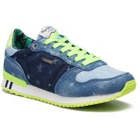 Sneakersy - gable patch star pls30808 dk blue 581, Pepe jeans