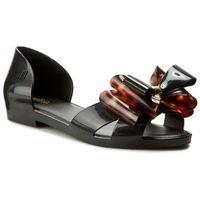 Sandały MELISSA - Seduction II Ad 31920 Black/Tortoise 52812, kolor czarny