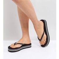 Monki Flip Flop - Black