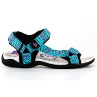 Tekstylne sandały na rzep american