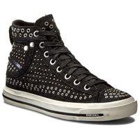 Diesel Sneakersy - exposure iv w y00638 p0813 t8013 black