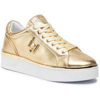 Sneakersy LIU JO - Silvia 01 B69015 P0231 Light Gold 07014, w 7 rozmiarach