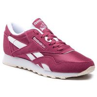 Buty - cl nylon cn4018 twisted berry/white/chalk, Reebok, 36-37