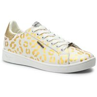 Pepe jeans Sneakersy - brompton flashy pls30863 white 800