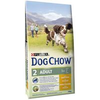 Dog Chow Adult Lamb 14kg (7613034487636)