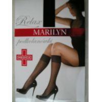 Podkolanówki przeciwżylakowe relax 50 den marki Marilyn