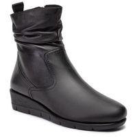 Botki CAPRICE - 9-25317-23 Black Nappa 022