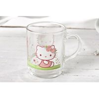 Luminarc  hello kitty kubek szklany 250 ml