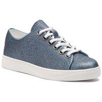 Liu jo Sneakersy - tyra 03 b19027 tx007 light blue s1106