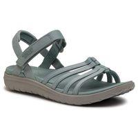 Teva Sandały - sanborn cota sandal 1099447 gray mist