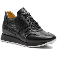 Sneakersy SIMEN - 00790 Czarny, kolor czarny