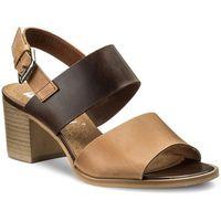 Sandały NESSI - 18353 Brąz/Koniak, kolor brązowy