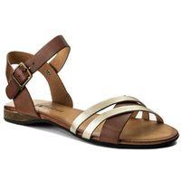 Sandały SERGIO BARDI - Biassono SS127312318LK 651, kolor brązowy