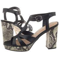 Sandały Tamaris Czarne 1-28011-36 001 Black (TM38-a), w 5 rozmiarach