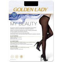 GOLDEN LADY My Beauty 50 • Rozmiar: 3/M • Kolor: NERO (8300081547343)