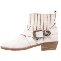 Felmini GIN Ankle boot white, ankle
