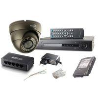 Zestaw monitoringu IP EASYCAM 1 kamera 720P