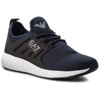 Sneakersy EA7 EMPORIO ARMANI - Sneaker Minimal Running U X8X024 XCC06 00285 Navy