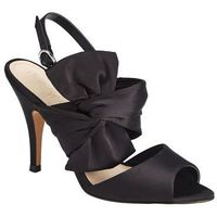 aria satin bow sandals marki Phase eight