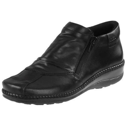 Axel Półbuty 4158 - czarne