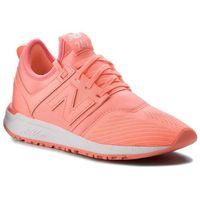 Sneakersy NEW BALANCE - WRL247SW Pomarańczowy, kolor pomarańczowy