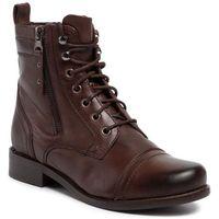 Botki LASOCKI - 70174-20 Dk Brown, kolor brązowy