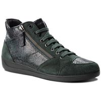 Sneakersy GEOX - D Myria C D6468C 04122 C3019 Dk Forest