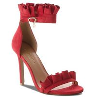 Sandały BADURA - 4674-69 Czerwony 916