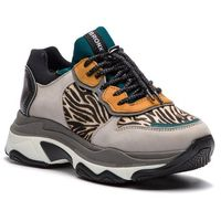 Sneakersy - 66167-d bx 1525 light grey/zebra/teal 2352 marki Bronx