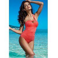 Lorin Jednoczęściowy strój kąpielowy kostium jednoczęściowy model l4064 morela -