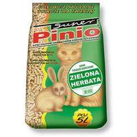 CERTECH Żwirek Super Pinio Zielona Herbata - żwirek dla kota drewniany 10l (5905397014584)