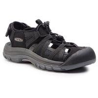 Sandały KEEN - Venice II H2 1018846 Black/Steel Grey, kolor czarny