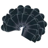 Skarpetki damskie Big box (20 par) bonprix czarny, kolor czarny