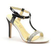 Sandały Monnari BUT0300-M20 czarny, kolor czarny