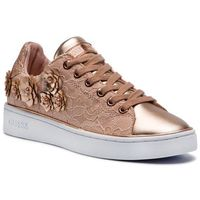 Guess Sneakersy - fl5bes lac12 light pink
